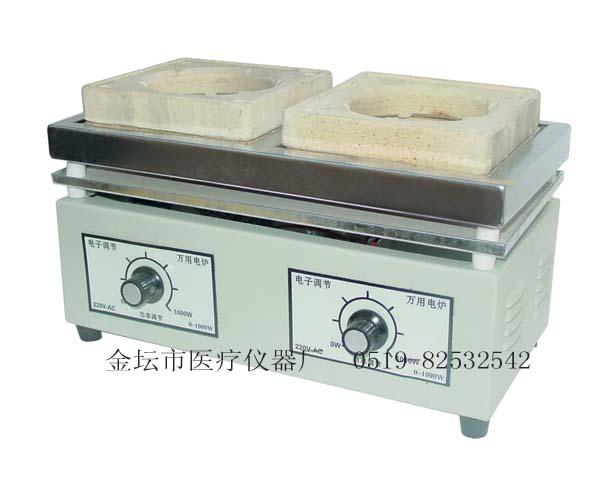 江苏金坛DDL-2×1KW电子调温炉