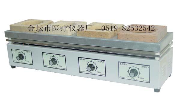 江苏金坛DDL-4×1KW电子调温炉