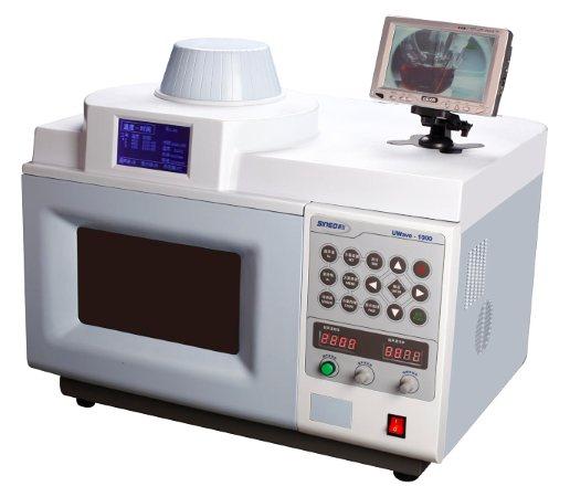 上海新仪UWave-1000微波·紫外·超声波三位一体合成萃取反应仪/消解仪