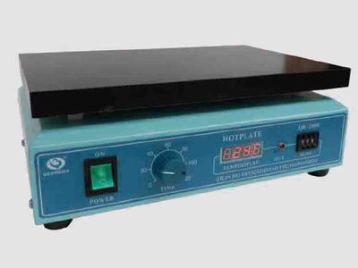 其林贝尔QB-2000恒温加热平台(定时数字显示)