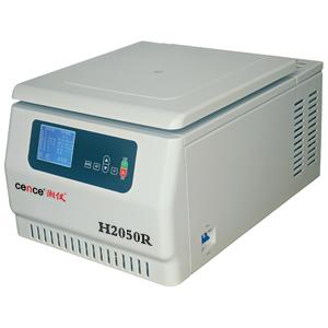 湖南湘仪H2050R台式高速大容量冷冻离心机