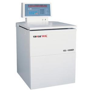 湖南湘仪GL-10MD大容量高速冷冻离心机