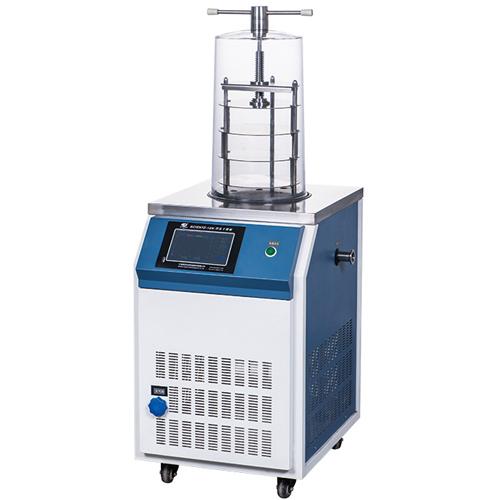 宁波新芝SCIENTZ-12ND钟罩式冷冻干燥机(压盖型)