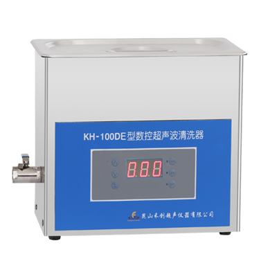 昆山禾创KH-100DE数控超声波清洗机