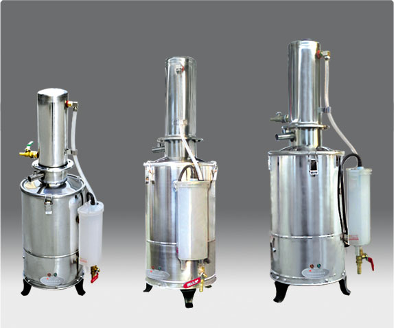 天津泰斯特DZ-10LIII智能蒸馏水器