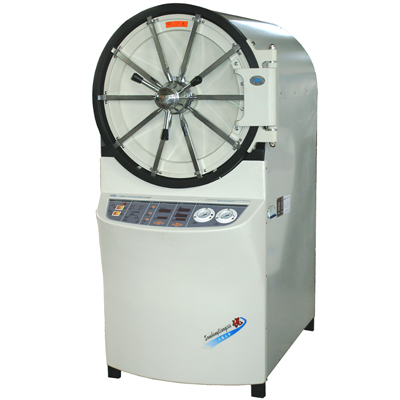 上海三申YX600W卧式圆形压力蒸汽灭菌器(普通型300L)