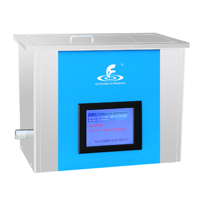 昆山禾创KH-800GKDV高功率恒温数控超声波清洗器