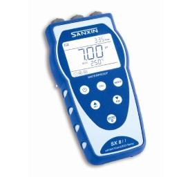 上海三信SX823便携式pH/电导率仪