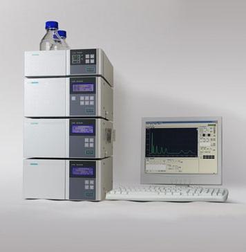 上海伍丰LC-100二元高压梯度系统