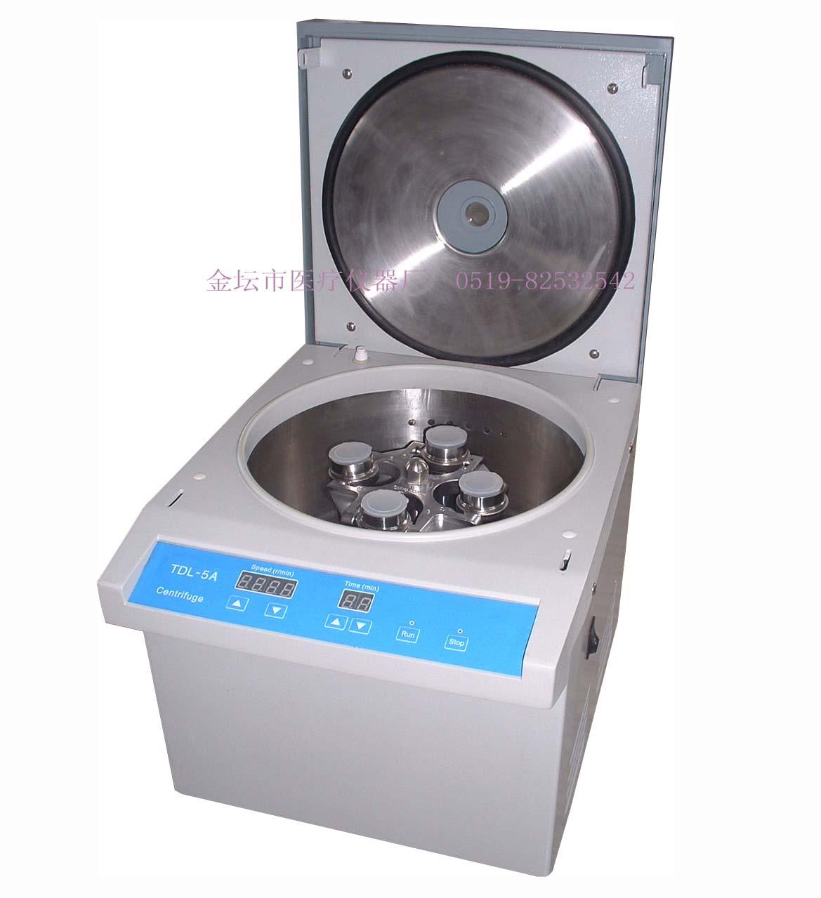 江苏金坛TDL-5A台式大容量离心机