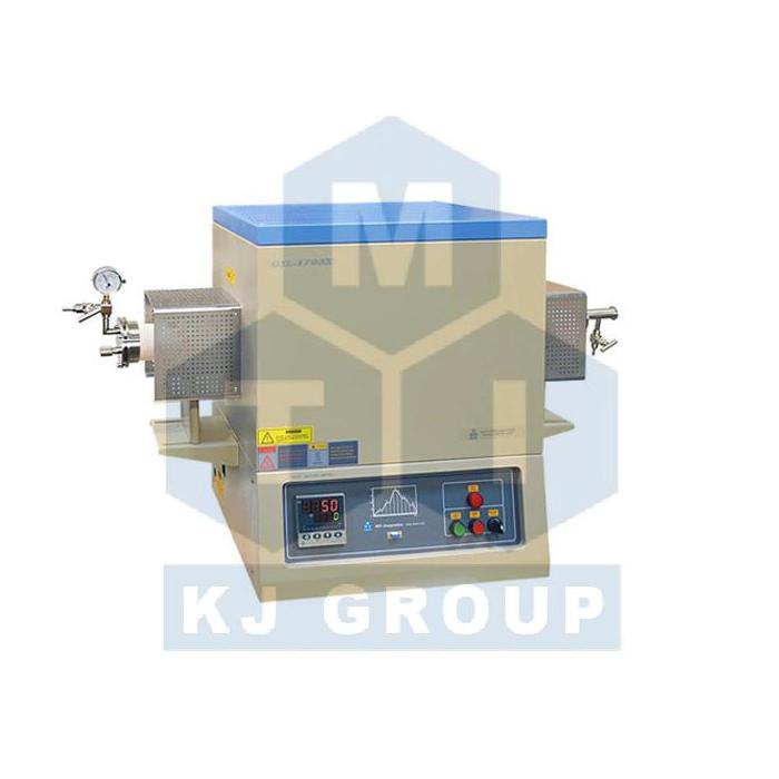 合肥科晶GSL-1700X-HNG带铰链式法兰管式炉