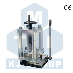 合肥科晶YLJ-24T手动压片机