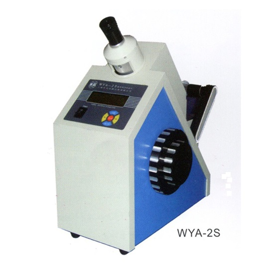 上海申光WYA-2S数字式阿贝折射仪