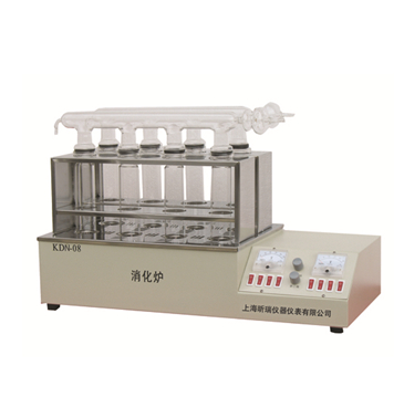上海昕瑞KDN-20消化炉