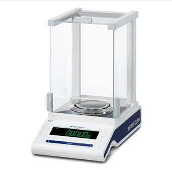 梅特勒MS304TS电子分析天平