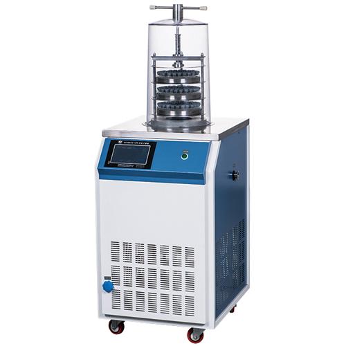 宁波新芝SCIENTZ-18ND钟罩式冷冻干燥机(压盖型)