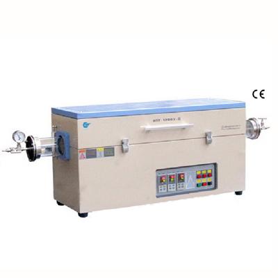 合肥科晶OTF-1200X-5L-130单温区高温管式炉
