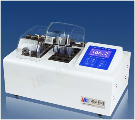 连华科技5B-1B型(V8.0版)型智能消解器