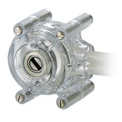 保定兰格BZ系列标准型蠕动泵头