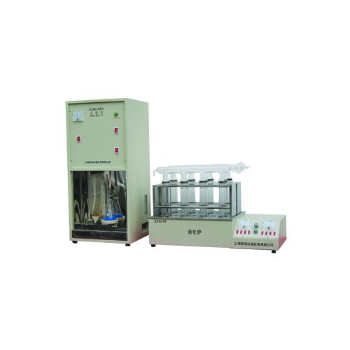 上海昕瑞KDN-2C定氮仪(只含蒸馏器)