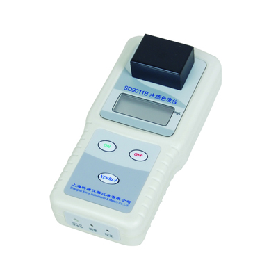 上海昕瑞SD9011B水质色度仪