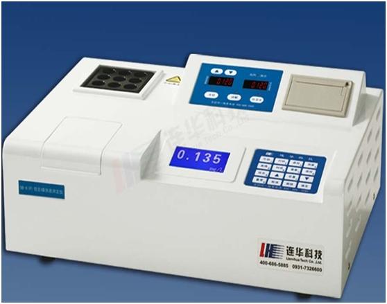 连华科技5B-6P型智能型总磷测定仪