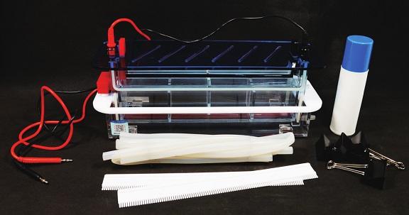 北京六一DYCZ-20H DNA序列分析电泳槽