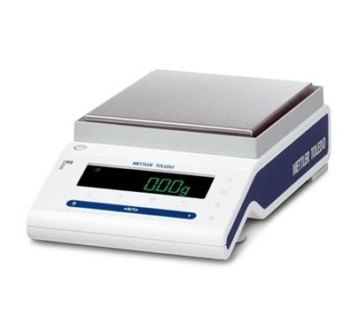 梅特勒MS12001L电子天平