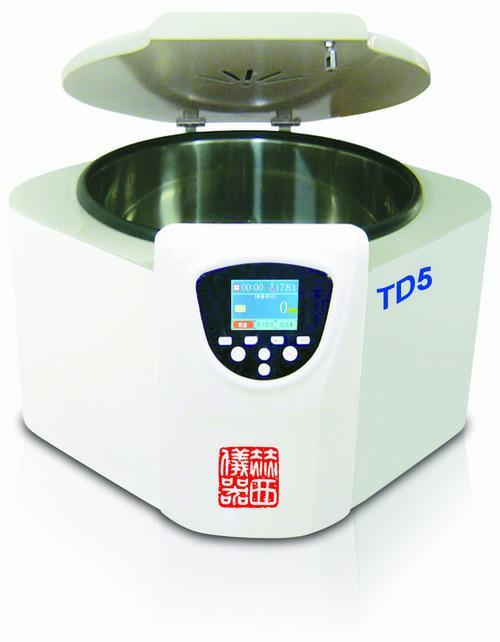 湖南赫西TD5台式低速离心机