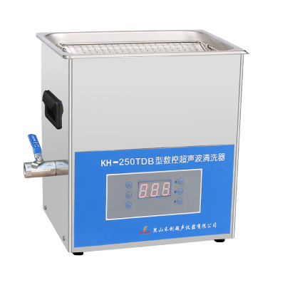 昆山禾创KH-250TDB高频数控超声波清洗机