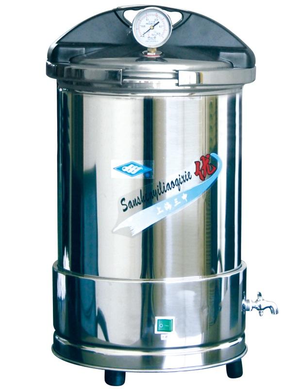 上海三申YX280-20手提式灭菌器(坐式电热20L)
