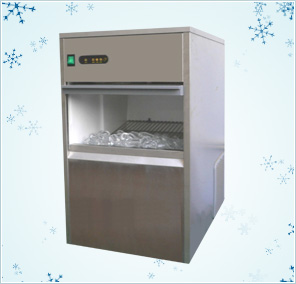 常熟雪科IM-50颗粒子弹头制冰机
