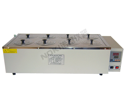 常州诺基HHS-21-8智能数显电热恒温水浴锅