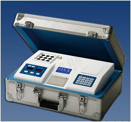连华科技5B-2C(H)型智能便携两用型