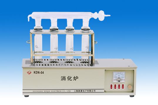 上海新嘉KDN-04可控硅消化炉