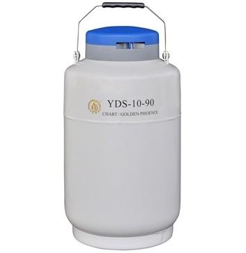 成都金凤YDS-10-90液氮罐
