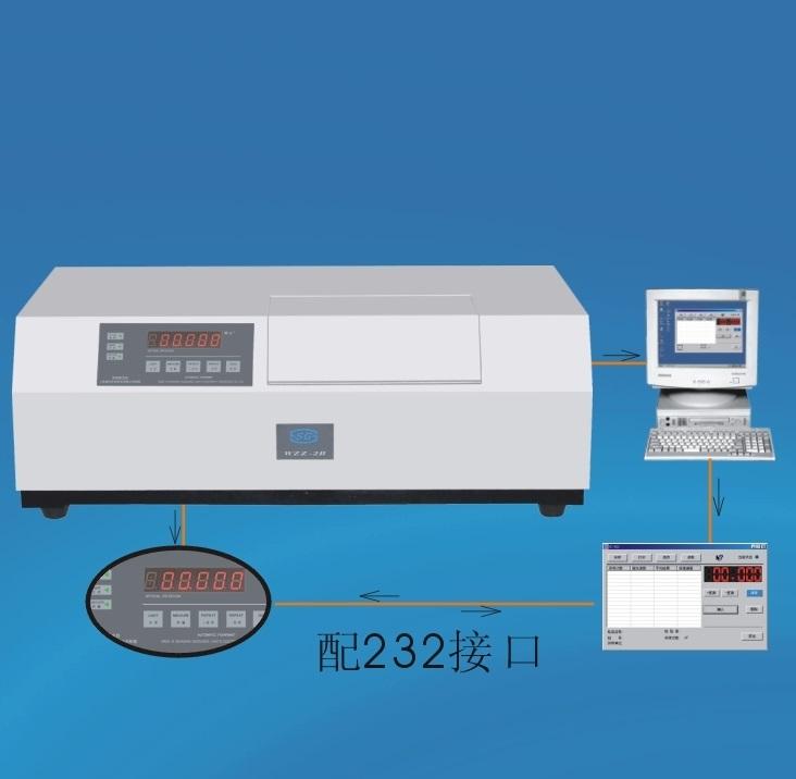 上海索光WZZ-2D自动旋光仪