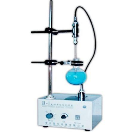 常州国华JJ-1.160W 大功率电动搅拌器转速数显