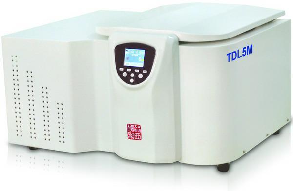湖南赫西TDL5M台式低速冷冻离心机