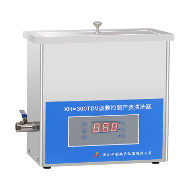 昆山禾创KH-300TDV高频数控超声波清洗机