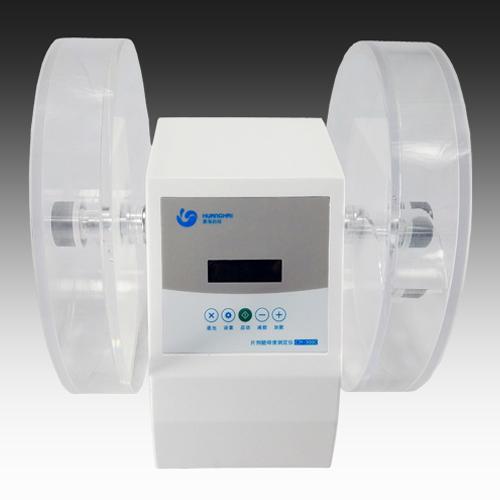 上海黄海药检CJY-300C片剂脆碎度检测仪