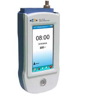 上海雷磁DZB-712F便携式多参数分析仪