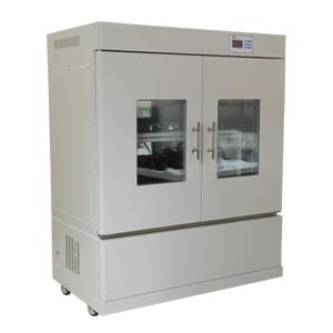 上海博迅BSD-YF3600特大容量立式摇床(恒温)