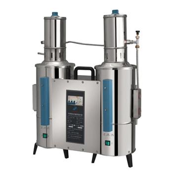 上海申安ZLSC-20不锈钢电热重蒸馏水器