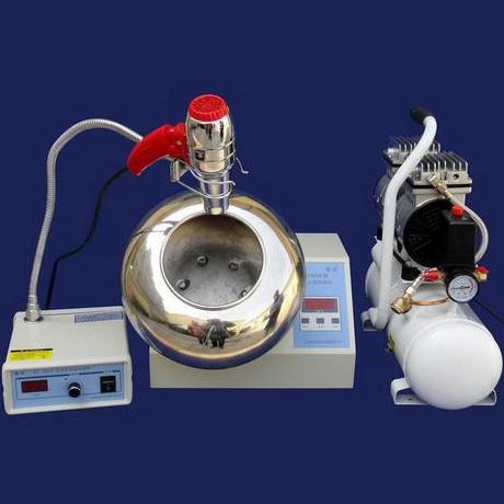 上海黄海药检BY-300A小型包衣机(标配型)