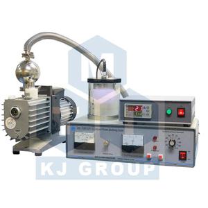 合肥科晶GSL-1100X-SPC12H加热型等离子薄膜溅射仪