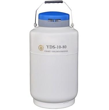 成都金凤YDS-10-80液氮罐
