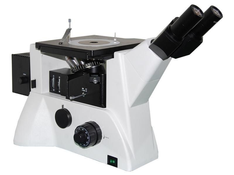 上海缔伦XTL-18BD-DIC微分干涉倒置金相显微镜