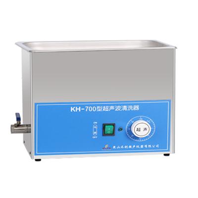 昆山禾创KH-700旋钮式超声波清洗机