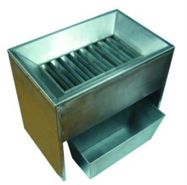 浙江托普HGT-II铁板喷塑横格式分样器